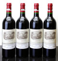Red Bordeaux, Chateau Lafite Rothschild 1998 . Pauillac. Bottle (4). ...(Total: 4 Btls. )