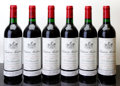 Red Bordeaux, Chateau Montrose 1990 . St. Estephe. Bottle (6). ... (Total:6 Btls. )