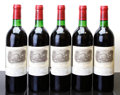Red Bordeaux, Chateau Lafite Rothschild 1981 . Pauillac. 5bn, 2lbsl, 1ltsl, 3ssos. Bottle (5). ... (Total: 5 Btls. )