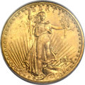 Saint-Gaudens Double Eagles, 1913-S $20 MS63 PCGS....