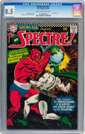 Silver Age (1956-1969):Horror, Showcase #61 The Spectre! (DC, 1966) CGC VF+ 8.5 Cream to off-whitepages....