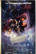 "Movie Posters:Science Fiction, The Empire Strikes Back (20th Century Fox, 1980). Color Separations(27"" X 41"") Style A.. ..."