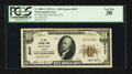 National Bank Notes:Virginia, Saint Paul, VA - $10 1929 Ty. 1 St. Paul NB Ch. # 8547. ...
