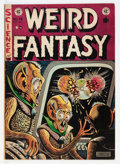 Golden Age (1938-1955):Science Fiction, Weird Fantasy #16 (EC, 1952) Condition: FN+....