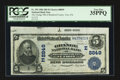 National Bank Notes:Pennsylvania, Troy, PA - $5 1902 Date Back Fr. 592 The Grange NB of BradfordCounty Ch. # (E)8849. ...