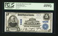 National Bank Notes:Pennsylvania, Darby, PA - $5 1902 Plain Back Fr. 601 The First NB Ch. # 4428. ...