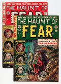 Golden Age (1938-1955):Horror, Haunt of Fear #18 and 20 Group (EC, 1953) Condition: AverageFN-.... (Total: 2 Comic Books)