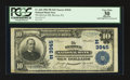 National Bank Notes:Pennsylvania, Berwyn, PA - $10 1902 Plain Back Fr. 626 The Berwyn NB Ch. #(E)3945. ...