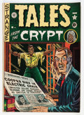 Golden Age (1938-1955):Horror, Tales From the Crypt #21 (EC, 1951) Condition: VG/FN....