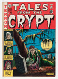 Golden Age (1938-1955):Horror, Tales From the Crypt #22 (EC, 1951) Condition: VG/FN....