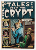 Golden Age (1938-1955):Horror, Tales From the Crypt #23 (EC, 1951) Condition: VG/FN....