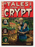 Golden Age (1938-1955):Horror, Tales From the Crypt #24 (EC, 1951) Condition: VG+....