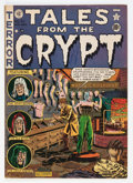 Golden Age (1938-1955):Horror, Tales From the Crypt #25 (EC, 1951) Condition: FN-....