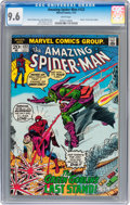 Bronze Age (1970-1979):Superhero, The Amazing Spider-Man #122 (Marvel, 1973) CGC NM+ 9.6 Whitepages....