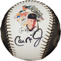 Baseball Collectibles:Others, Cal Ripken Jr. Signed Memorabilia Lot of 5....