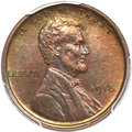 Proof Lincoln Cents, 1916 1C PR64 Red and Brown PCGS....