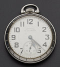 Timepieces:Pocket (post 1900), Hamilton 21 Jewel 992 B. ...