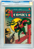 Golden Age (1938-1955):Superhero, All-American Comics #16 (DC, 1940) CGC GD/VG 3.0 Slightly brittle pages....