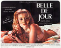 """Movie Posters:Foreign, Belle de Jour (Allied Artists, 1967). French 4-Panel (93"""" X 118"""")....."""