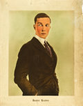 """Movie Posters:Comedy, Buster Keaton (Metro, Circa early 1920s). Personality Poster (22"""" X28"""").. ..."""