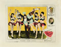 "Movie Posters:Drama, The Merry Widow (MGM, 1925). Half Sheet (22"" X 28"").. ..."