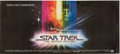 """Movie Posters:Science Fiction, Star Trek: The Motion Picture (Paramount, 1979). Autographed 24Sheet (104"""" X 236"""").. ..."""