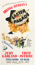 "Movie Posters:Musical, Easter Parade (MGM, 1948). Three Sheet (41"" X 81"") Style B.. ..."