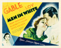 "Movie Posters:Drama, Men In White (MGM, 1934). Half Sheet (22"" X 28"").. ..."