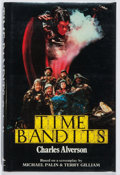 Books:Science Fiction & Fantasy, Charles Alverson. SIGNED BY TERRY GILLIAM. Time Bandits. Severn House, 1981. First edition, first printing. Si...