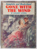 Books:Literature 1900-up, Margaret Mitchell. Gone with the Wind. Macmillan, 1940.Motion picture edition. Minor toning and thumb-soiling. ...