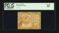 Colonial Notes:Continental Congress Issues, Continental Currency January 14, 1779 $70 PCGS Very Fine 25.. ...