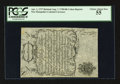 Colonial Notes:New Hampshire, Cohen Reprint New Hampshire April 1, 1737 Redated August 7, 174060s PCGS Choice About New 55.. ...