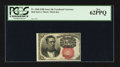 Fractional Currency:Fifth Issue, Fr. 1266 10¢ Fifth Issue PCGS New 62PPQ.. ...