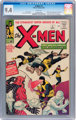 X-Men #1 (Marvel, 1963) CGC NM 9.4 White pages