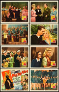"""Movie Posters:Musical, Pin Up Girl (20th Century Fox, 1944). Lobby Card Set of 8 (11"""" X 14"""").. ... (Total: 8 Items)"""