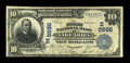 National Bank Notes:Pennsylvania, Lake Ariel, PA - $10 1902 Plain Back Fr. 627 The First NB Ch. #(E)9886. ...