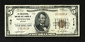 National Bank Notes:Kentucky, Covington, KY - $5 1929 Ty. 1 The First NB & TC Ch. # 718. Thisnote is conservatively graded in the census as embossing...