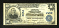 National Bank Notes:Kentucky, Lexington, KY - $10 1902 Date Back Fr. 619 Phoenix NB & TC Ch.# 3052. An attractive example from this bank with bold p...