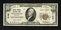 National Bank Notes:Kentucky, Mount Sterling, KY - $10 1929 Ty. 1 The Mt. Sterling NB Ch. # 2185.Can you spot the error in the bank title of this not...