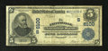 National Bank Notes:Kentucky, Paintsville, KY - $5 1902 Date Back Fr. 590 The Paintsville NB Ch.# (S)6100. Nice pen signatures remain intact on this ...