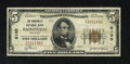 National Bank Notes:Kentucky, Paintsville, KY - $5 1929 Ty. 1 The Paintsville NB Ch. # 6100. Thisis a scarcer Series 1929 denomination on this bank. ...