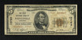 National Bank Notes:Kentucky, Paintsville, KY - $5 1929 Ty. 2 The First NB Ch. # 13763. EasternKentucky is the site of this small community that issu...