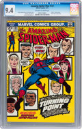 Bronze Age (1970-1979):Superhero, The Amazing Spider-Man #121 (Marvel, 1973) CGC NM 9.4 Off-white to white pages....
