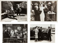 Memorabilia:Movie-Related, Boris Karloff Vintage Photo Group (1931).... (Total: 4 Items)