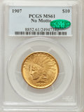 Indian Eagles: , 1907 $10 No Periods MS61 PCGS. CAC. PCGS Population (543/3637). NGCCensus: (1119/3738). Mintage: 239,400. Numismedia Wsl. ...