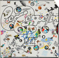 Music Memorabilia:Autographs and Signed Items, Led Zeppelin III Album Signed by Plant and Page....