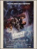 "Movie Posters:Science Fiction, The Empire Strikes Back (20th Century Fox, 1980). Poster (30"" X40"") Style A. Science Fiction.. ..."