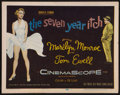 "Movie Posters:Comedy, The Seven Year Itch (20th Century Fox, 1955). Title Lobby Card (11""X 14""). Comedy.. ..."