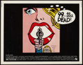"Movie Posters:Crime, 99 and 44/100% Dead (20th Century Fox, 1974). Half Sheet (22"" X 28""). Crime.. ..."
