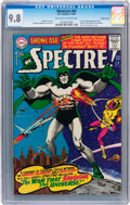 Silver Age (1956-1969):Superhero, Showcase #60 The Spectre! - Pacific Coast pedigree (DC, 1966) CGCNM/MT 9.8 Off-white to white pages....